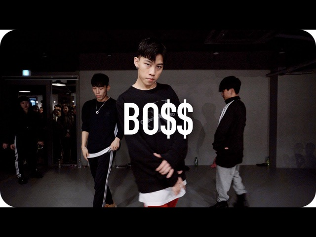 Bo$$ Jay Park ft Yultron Loco Ugly Duck Jinwoo Yoon Choreography