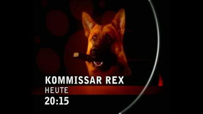 Rex chien flic - Promo fan club officiel français