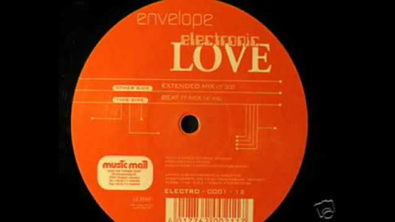 Envelope - Electronic Love (Extended Mix)