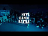 HYPE DANCE BATTLE 2017   HIP-HOP PRO 1/2 FINAL   Gelya vs Maximus   Danceproject.info