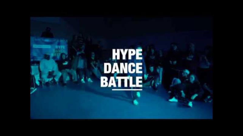 HYPE DANCE BATTLE 2017 | HIP-HOP PRO 1/2 FINAL | Gelya vs Maximus | Danceproject.info