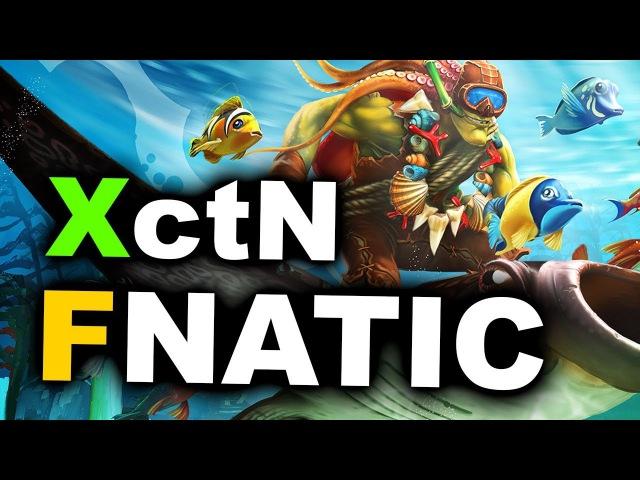 FNATIC vs EXECRATION - SEA LOSER BRACKET - DAC 2018 MAJOR DOTA 2