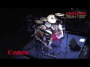 KANADE SATO - Amazing Video Angles at Ultimate Drummers Weekend 2016