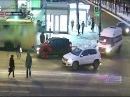Внедорожник сбил пешехода на Советской улице