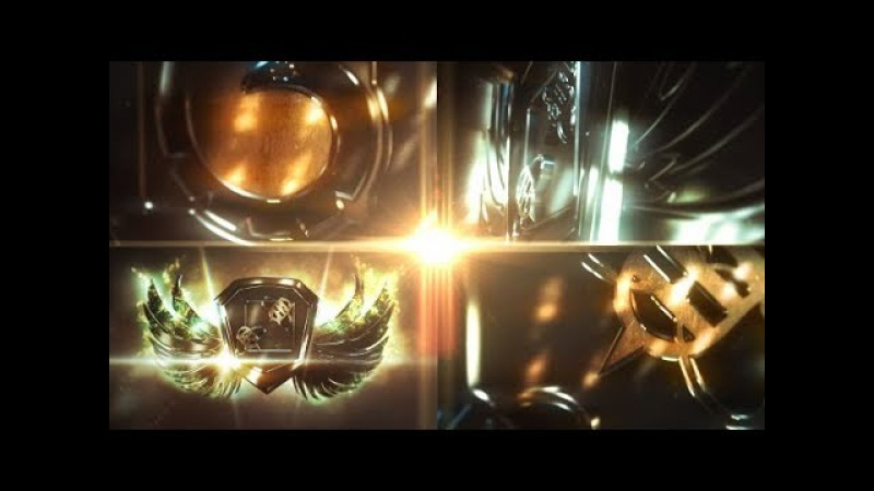 Metal Wings Logo - FREE Download | After Effect Project Free