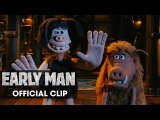 Early Man (2018 Movie) Official Clip Stadium - Eddie Redmayne, Tom Hiddleston, Maisie Williams