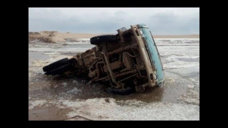 Такого никто не ОЖИДАЛ ! Нежданчики или Вот это Поворот extreme Siberian Russian roads 2