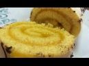 Рецепт Лимонный рулет