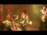 Warpaint Live at the Deaf Institute Manchester Spikey342.MP4