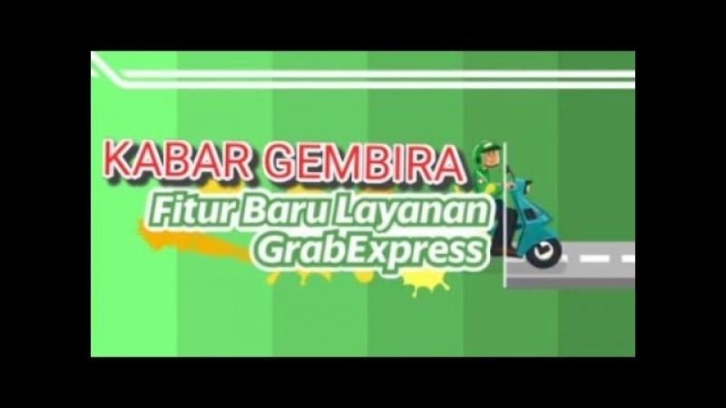 Fitur terbaru dari Grab Expres