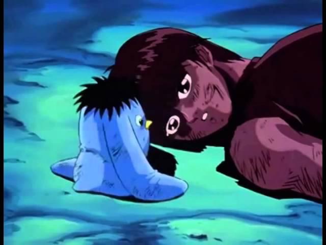 Uma das melhores cenas de Yu Yu Hakusho