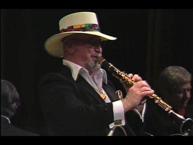 Pete Fountain WV Jazz Fest '86