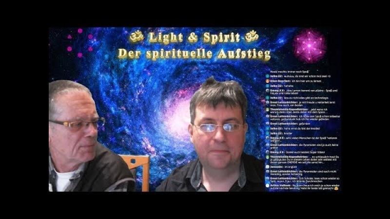 Light Spirit - 2. Nachtrag zum Event - Der spirituelle Aufstieg - HD 1080p