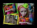 ЗАБЫЛА ПОБРИТЬСЯОбзор куклы монстер хай Марисоль Кокси Монстры по обмену