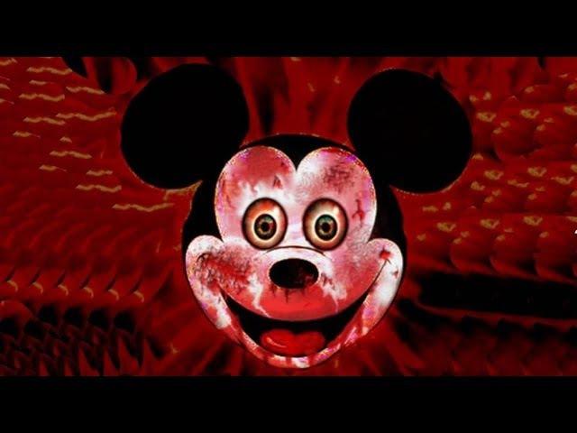Вызов духов Микки Маус он ответил!