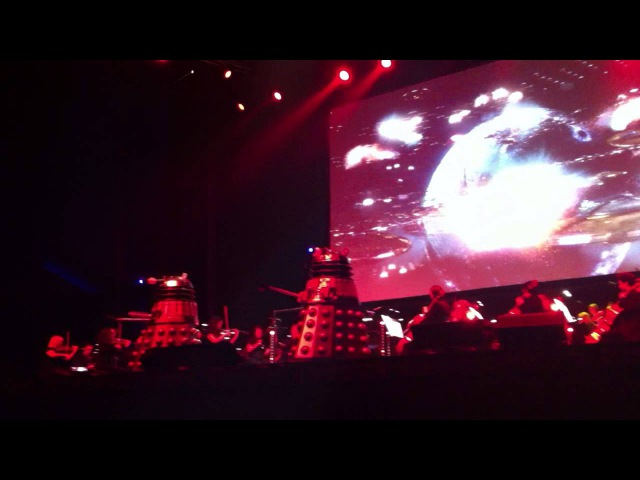 To Darkness (1) - Doctor Who Symphonic Spectacular 2015 Perth