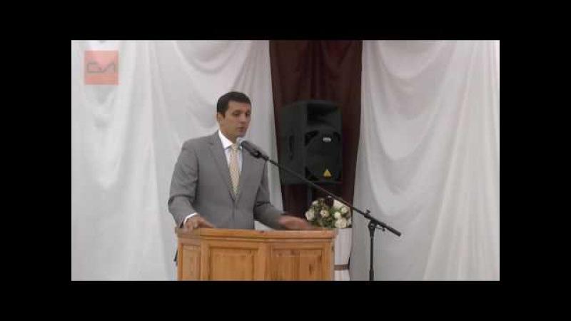 Вовк Андрей - Крещение - результат спасения