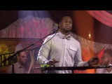 Robert Randolph and the Family Band performs