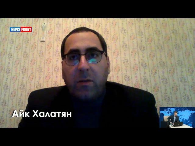 Журналист Айк Халатян о сходстве и различиях в прецедентах Каталонии и Закарпатья
