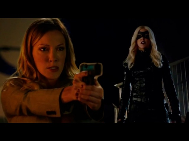 Laurel Lance (Black Canary) || Angel With a Shotgun