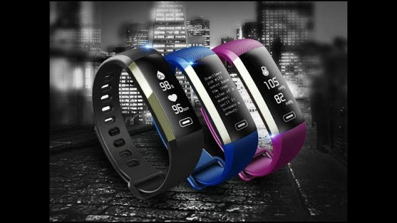 фитнес браслет давление, пульсометр, шагомер, каллории, обзор mi band 2