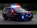 Police Car Responding Compilation Part 3 - Bloomfield Police Department