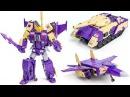 Transformers DX9 D08 Gewalt Blitzwing Tank AirFighter Robot 3 Combo Transformation Car Robot Toys
