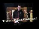 SoCute | Видеоприглашение на Tribute Franz Ferdinand