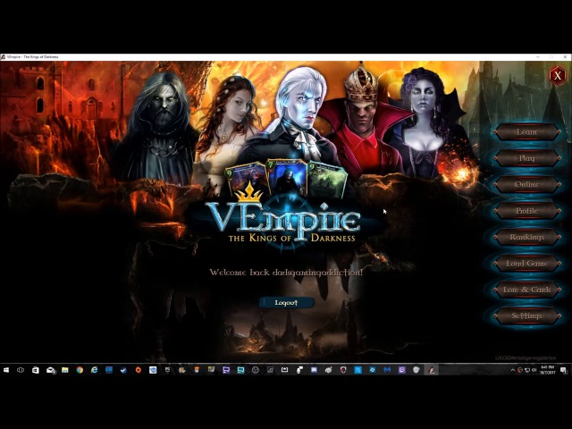 DGA Plays: VEmpire - The Kings of Darkness (Ep. 2 - Gameplay / Let's Play)