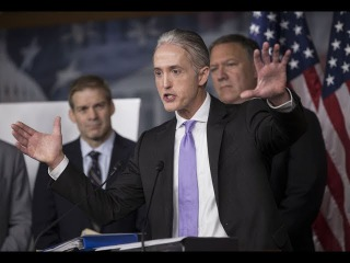 Trey Gowdy Let Everyone In On This Secret The FBI Was Trying To Hide