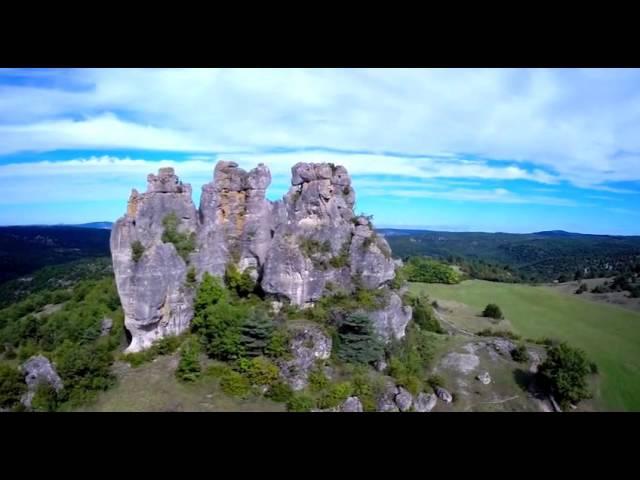 Parc régional des Grands Causses - Sud Aveyron