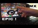 Крутые трюки на фингер бмх FINGER BMX