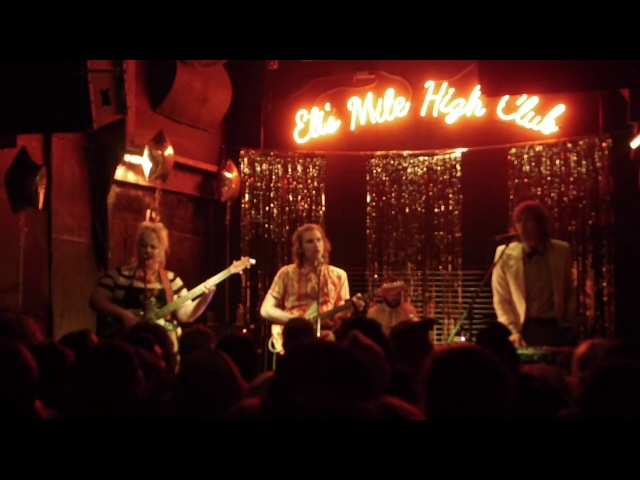 SHANNON THE CLAMS - Live at Eli's Mile High Club, Oakland, CA 2018