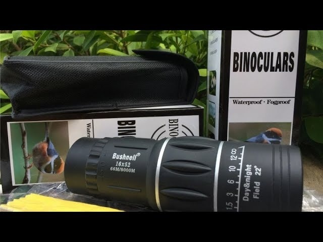 Монокуляр ночного видения Bushnell увеличения: 16Х до 8 км.