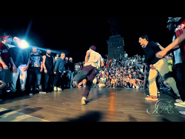 South Kings vs Refresh | Crew Exibition Battles | Yalta Summer Jam 2015