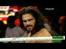 The Miz vs. John Morrison - Falls Count Anywhere Match for WWE Championship 1/3/11 WWE RAW