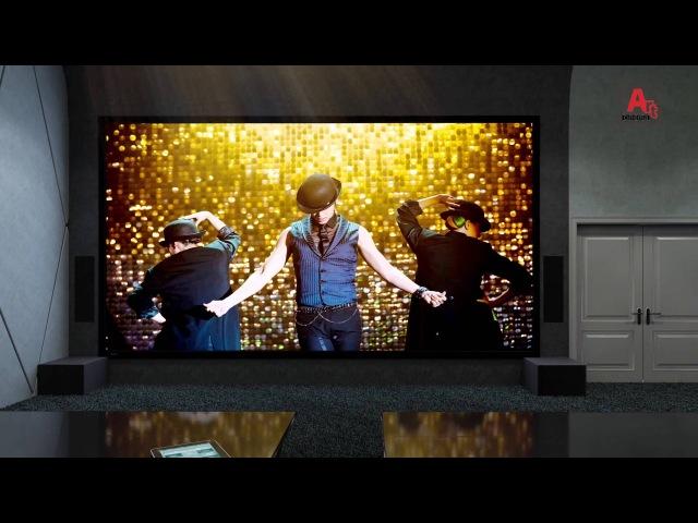 Видео презентация домашних кинотеатров от компании Арт Синема