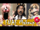 ● The Best FNAF Makeup Cosplay | Freddy, Mangle, Circus Baby And Many More | TIK TOK |