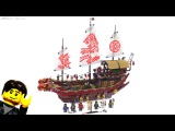 LEGO Ninjago Movie Destinys Bounty review! 70618