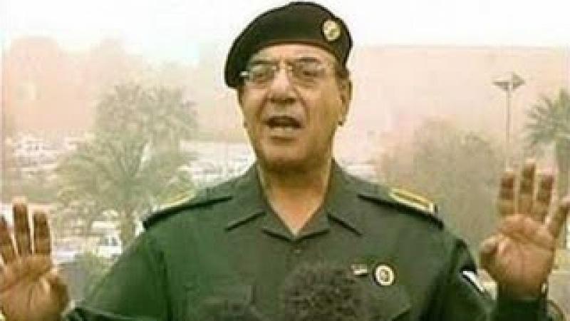 Iraq's Comical Ali