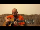 (The Beatles) Here Comes The Sun - acoustic fingerstyle guitar cover