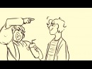 Boyf Riends [Be More Chill Animatic BY MUSH ROOMIE