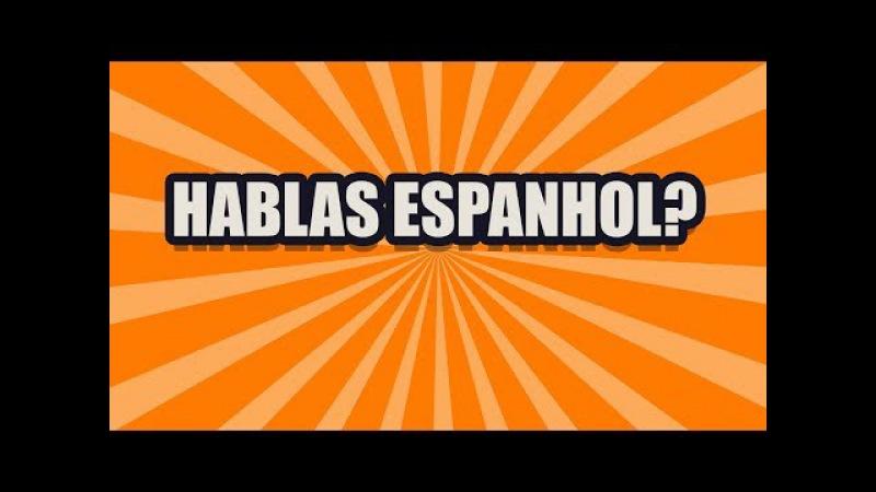 Como aprender Hablar en Espanhol