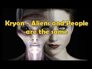 Kryon - ALIENS AND PEOPLE ARE THE SAME (2018 February)