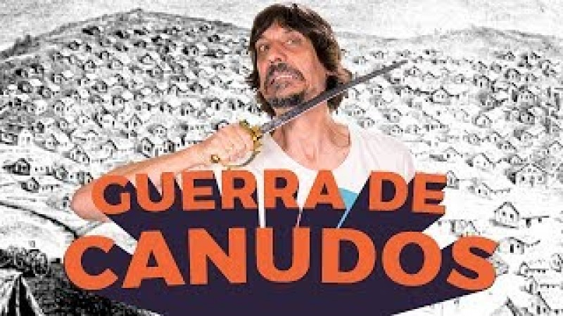 GUERRA DE CANUDOS | EDUARDO BUENO