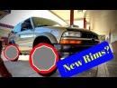 S10 Steering Shaft Coupler - How To Plus ZR2 Blazer Gets New Wheel