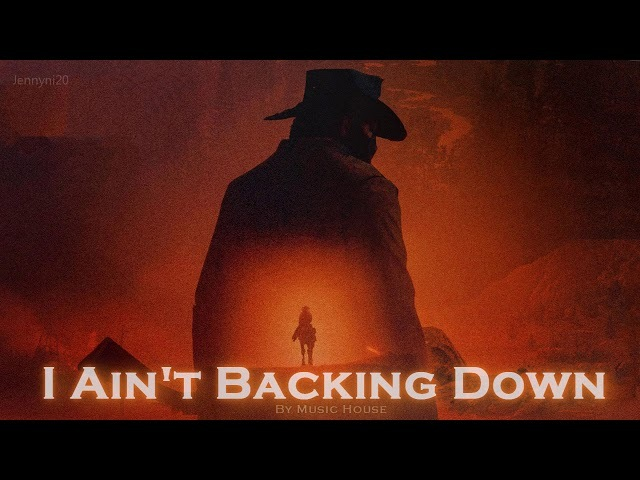 EPIC ROCK | ''I Ain't Backing Down'' by Music House (Jason Tarver, Hugo Russo Thomas Greenwood)