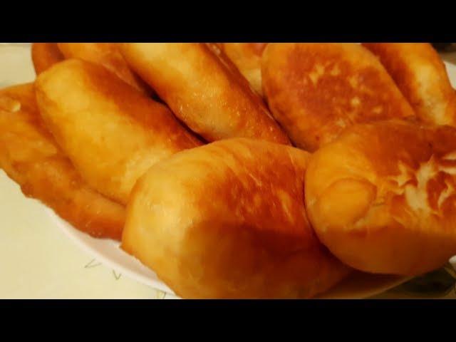 Пирожки цыганские с выжарками и картошкой по старинному рецепту. Gipsy kitchen.