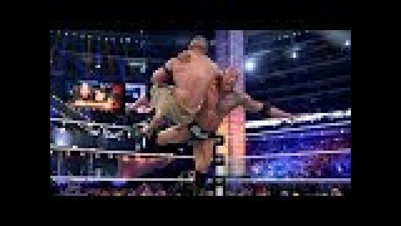 WWE Wrestlemania 29 John Cena vs The Rock Full Match Highlights HD