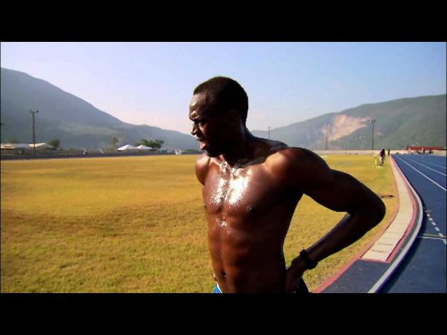 Usain Bolt - Track Training